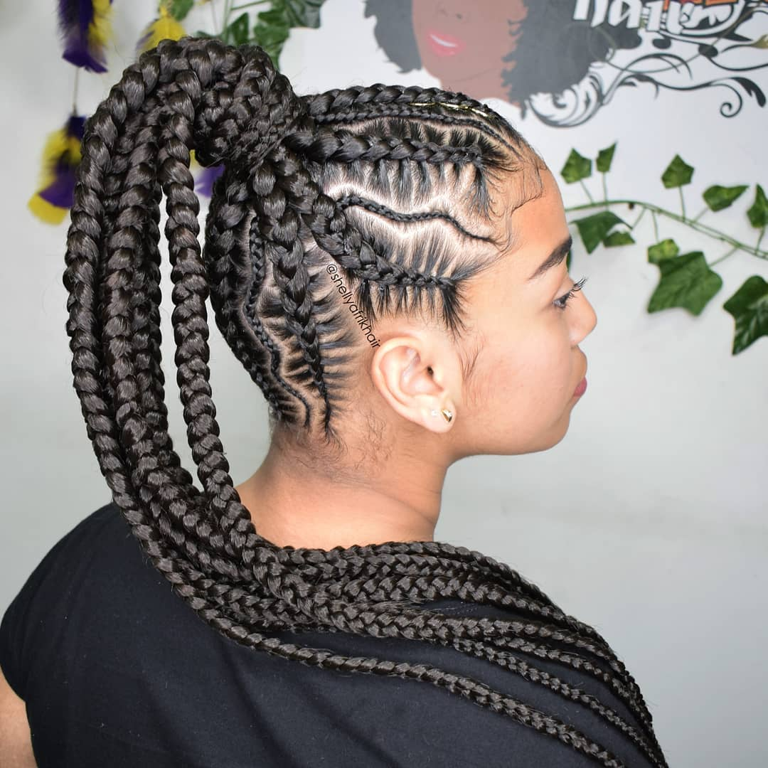 The Most Gorgeous african hair braiding styles – styles 20d