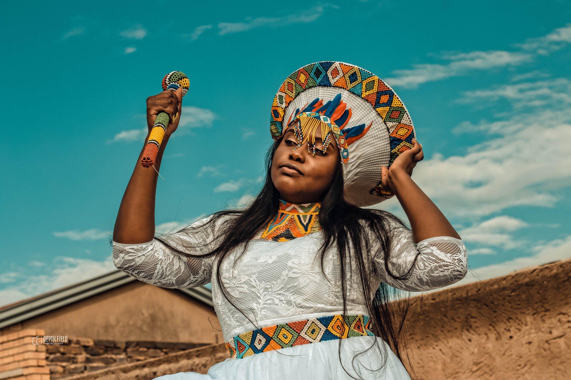Zulu Traditional 2020 Wedding Dresses Style You 7