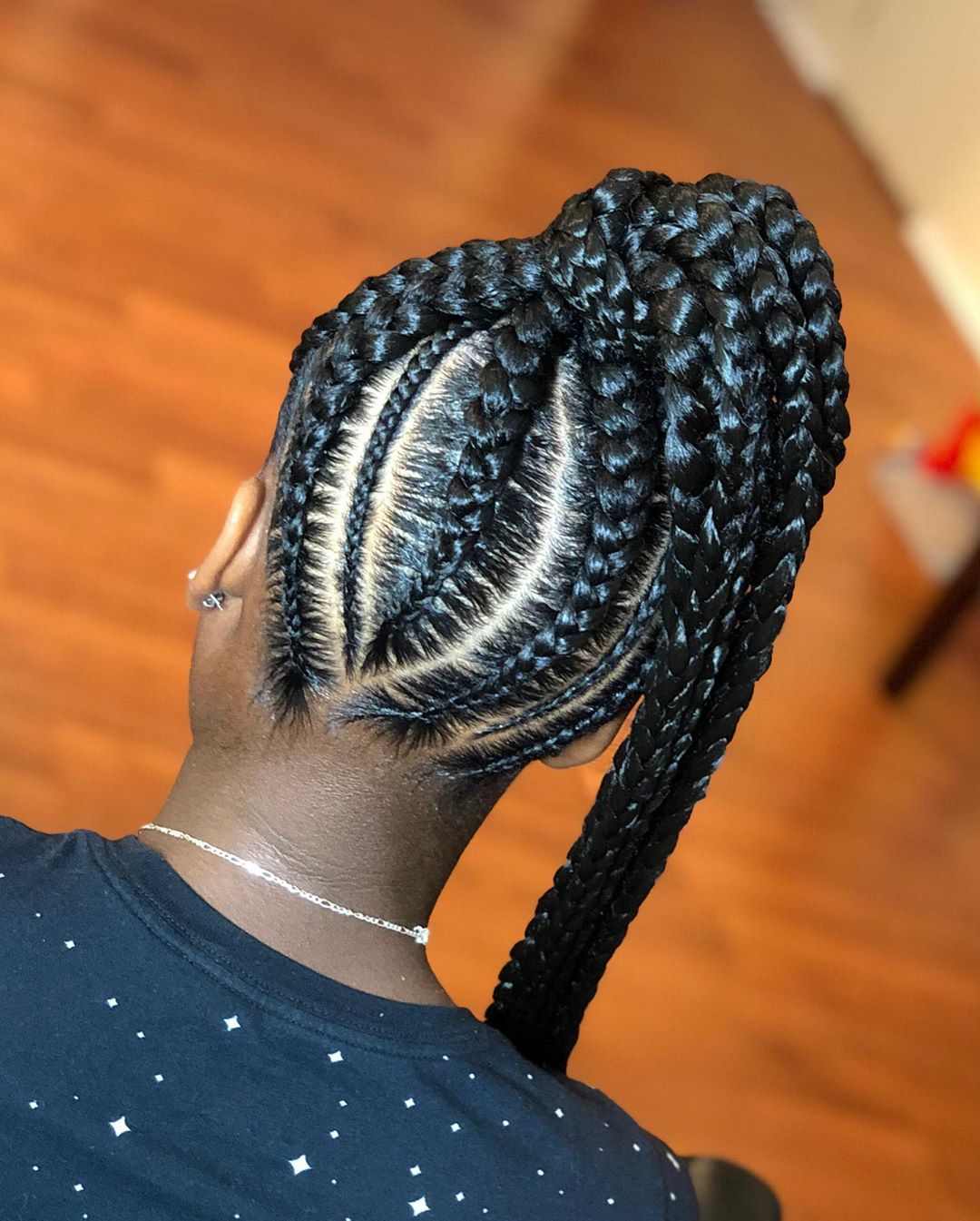 20 Best Cornrow Braid Hairstyles For Women In 2020 Styles 2d