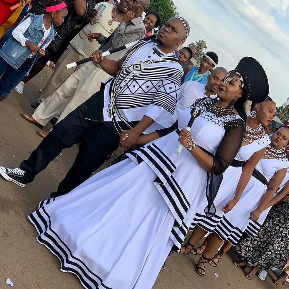 Popular South african Xhosa traditional Attire – styles 20d